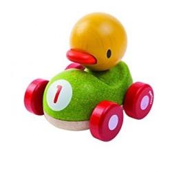 Pato El piloto Plan Toys