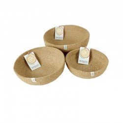 Set de 3 boles NATURAL. ReSpiin