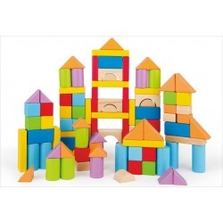 101 Piezas de construcción Hape