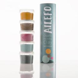 Plastilina Orgánica Ailefo ( 5 colores)