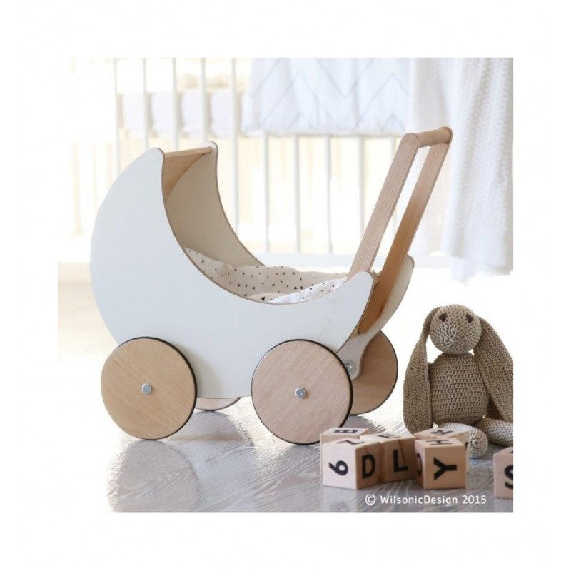 Cochecito de madera OohNoo