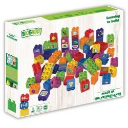 Bloques Multicolor Biobuddi ( 60 piezas)