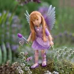 """Muñeca Chloe KRUSELINGS """"Guardianes de los sueños"""" Kaethe Kruse"""