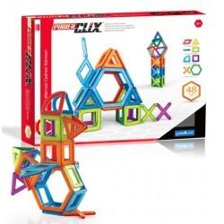 Piezas magnéticas Power Clix 48 piezas