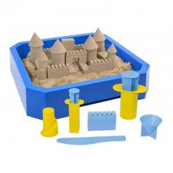 Kit Kinetic sand castillos