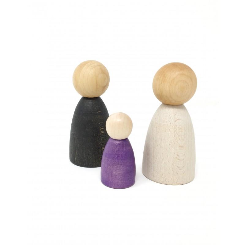 Nins® Adulto (madera clara) Grapat