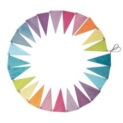 Banderines Pastel Grimm´s (24 piezas)