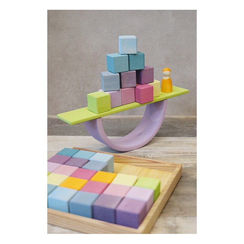 Tablones de pastel para Arco iris Waldorf Grimm´s