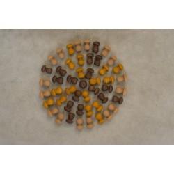 Mandala Seta (36 Piezas) Grapat