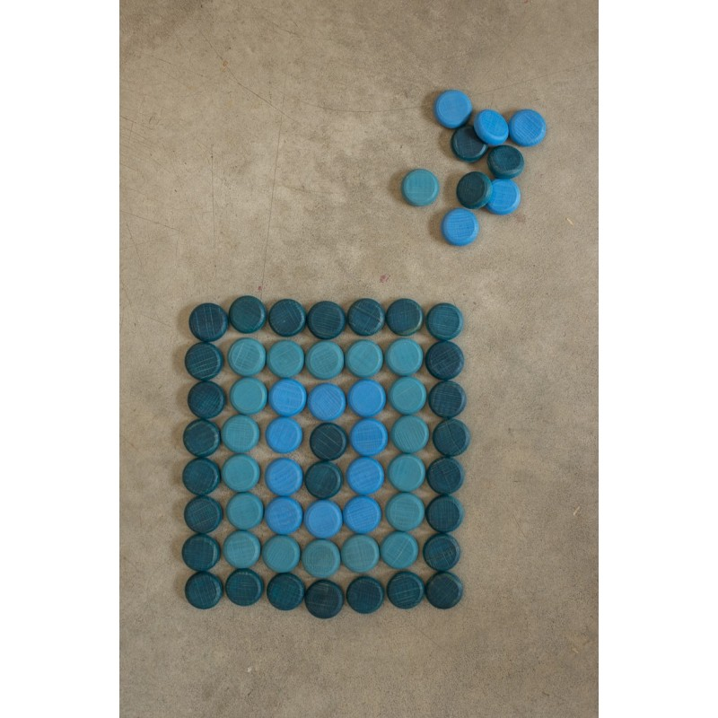 Mandala Mini monedas (36 piezas) Grapat