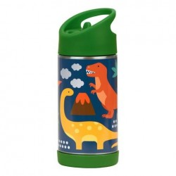 Botella ECO Dinosaurios Petit Collage