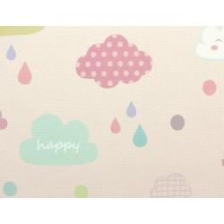 Playmat Happy Cloud Medium anti-golpes (Alfombra-esterilla de juego bebé)