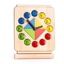 Reloj manual de aprendizaje Bajo