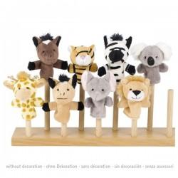 Marioneta de dedo Animales
