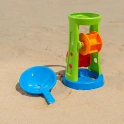 Molinillo de agua y arena
