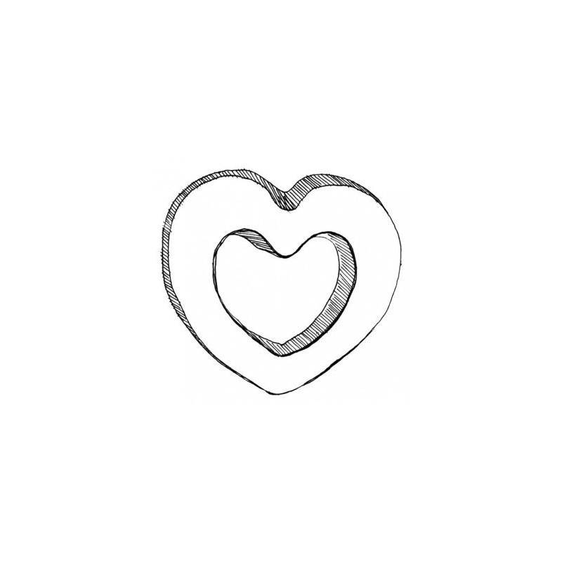 Agarre mordedor Corazón