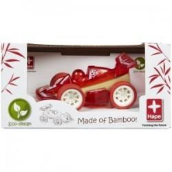 Mini vehículos bambú