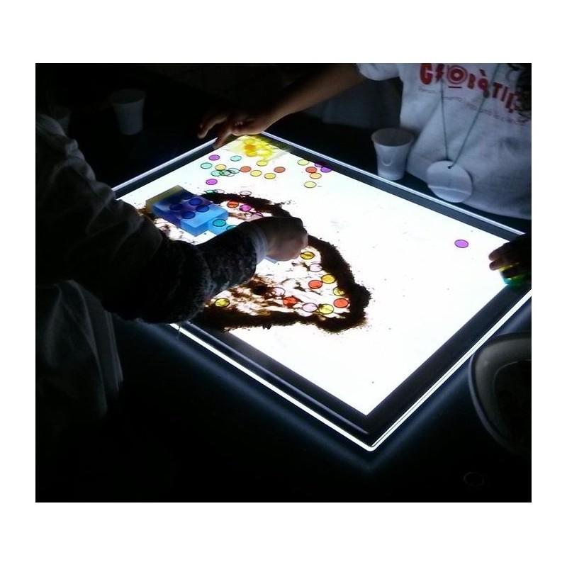 Mesa de luz LED Portátil A3