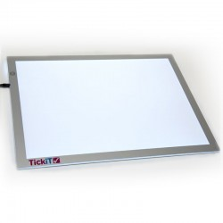 Mesa de luz LED Portátil A2 Tickit