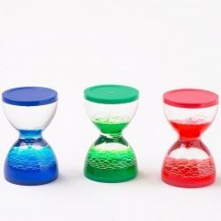 Relojes Sensoriales burbujas