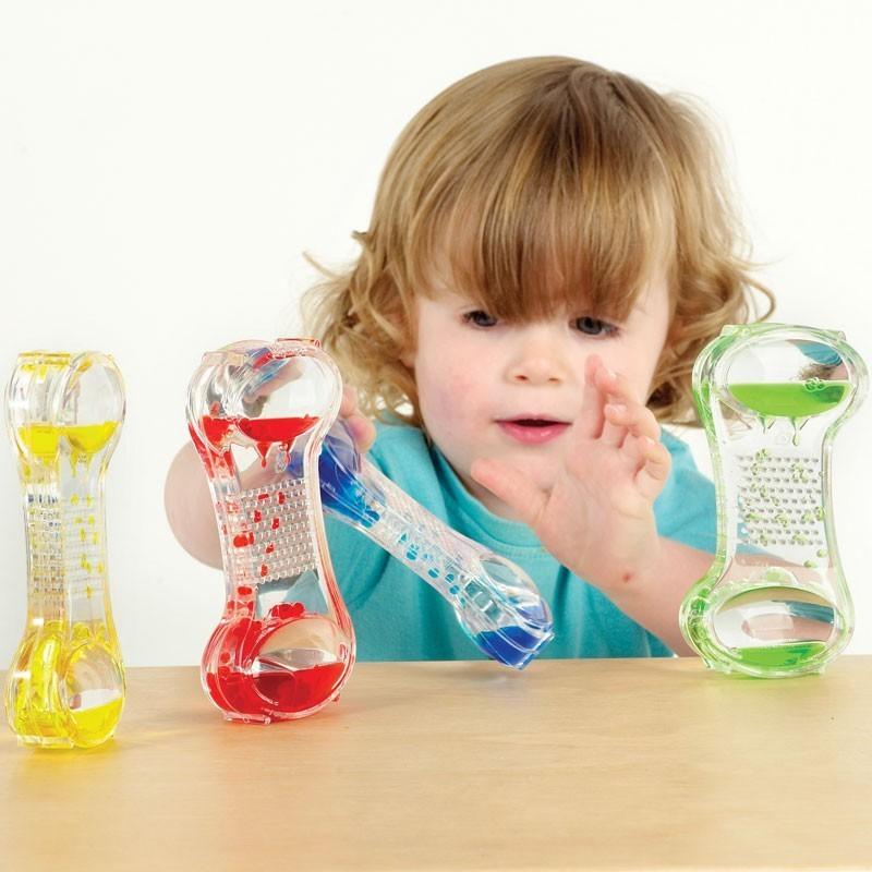 Set sensoriales burbujas saltarinas