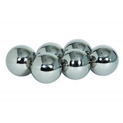 Bolas reflectantes misteriosas