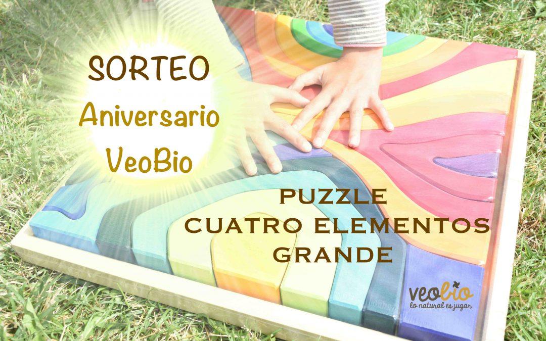VeoBio celebra con vosotros su Aniversario