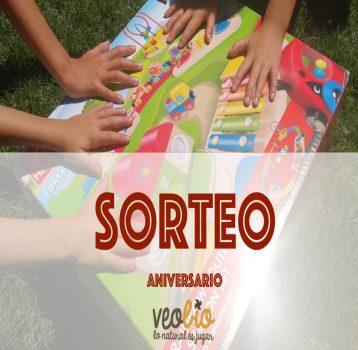 ¡¡¡SORTEO!!! VeoBio celebra su Aniversario.
