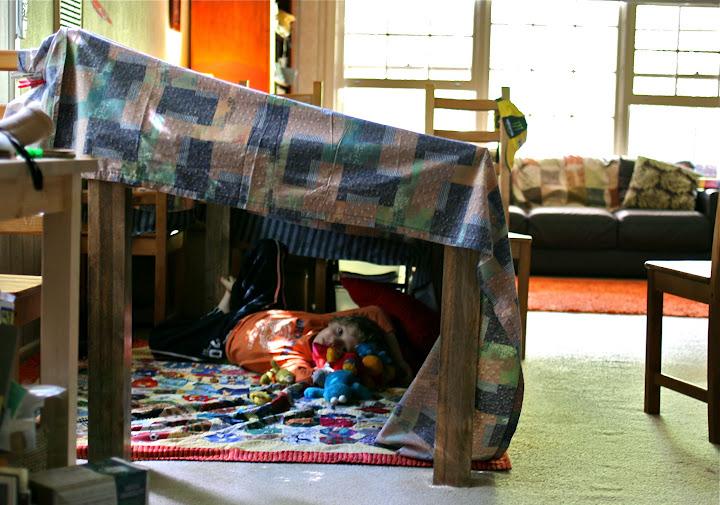 Por qué los niños y niñas hacen casitas? | Veobio