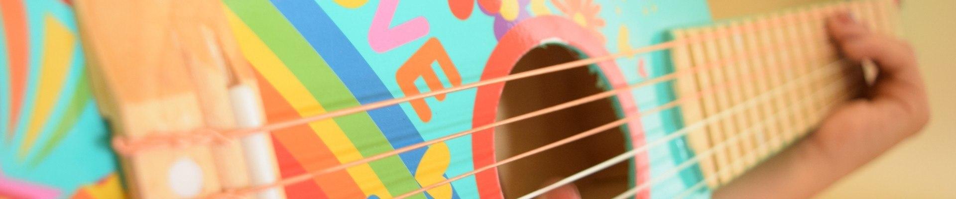Instrumentos musicales de madera para niños y bebés